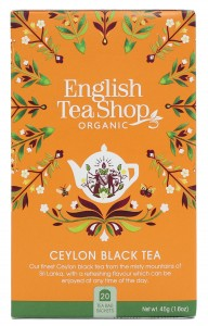 Herbata English Tea Shop  Ceylon Black Tea 45g – 20 saszetek