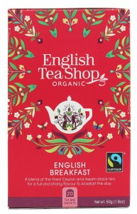 Herbata English Tea Shop  English Breakfast 50g – 20 saszetek