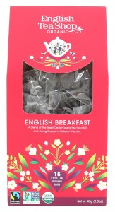 Herbata English Tea Shop  English Breakfast 45g – 15 piramidek