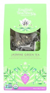 Herbata English Tea Shop  Jasmine Green Tea 30g – 15 piramidek