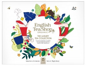 English Tea Shop Zestaw Luxury Tea Collection 98g – 48 saszetek