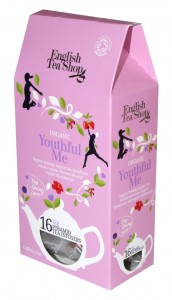 Herbata English Tea Shop  Youthful Me 32g – 16 piramidek