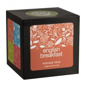 Herbata Vintage Teas English Breakfast 100 g - sypana