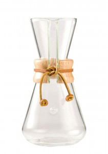 Chemex Classic Coffee Maker 450ml - 3 filiżanki