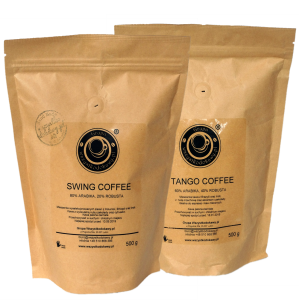 Kawa ziarnista WDK MUSIC COFFEE COLLECTION 2x500g