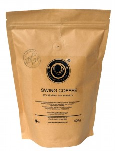 Kawa ziarnista WDK SWING COFFEE 500g