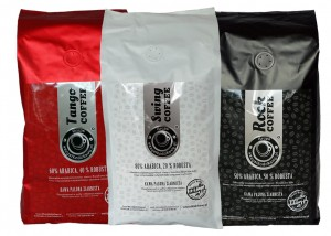 Kawa ziarnista WDK MUSIC COFFEE COLLECTION 3x1kg